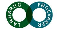 Logo for Landbrug og Fødevarer